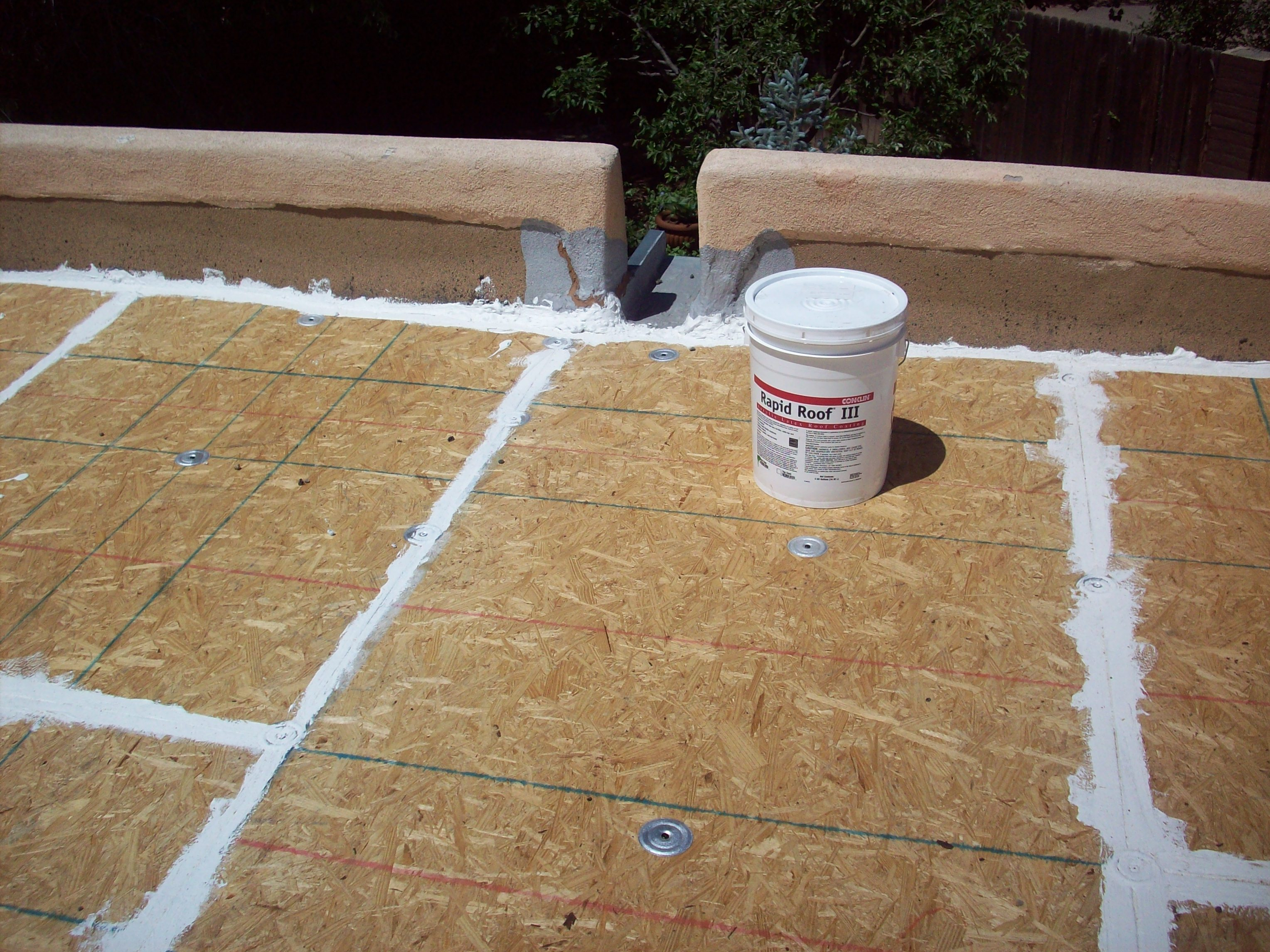 Roofing osb for T g roof decking