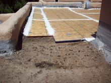 Tar and Gravel Recovery With OSB