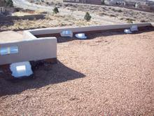 Tar and Gravel Maintenance System